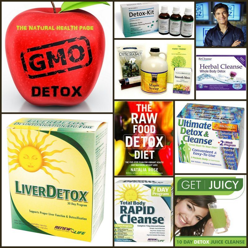 The Detox Scam: How to spot it, and how to avoid it