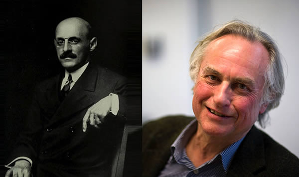 Abraham Flexner (left) and Richard Dawkins (right): Enemies of medicine?