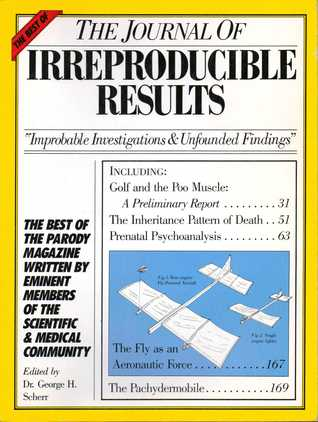 Journal of Irreproducible Results