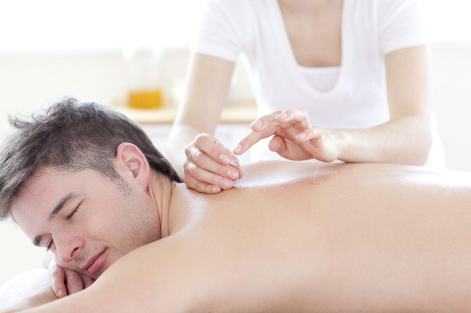Acupuncture & chiropractic