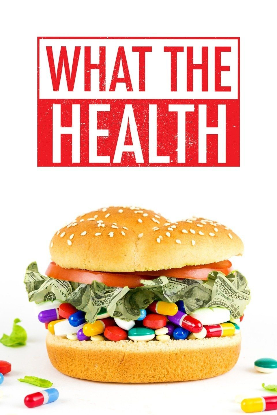 What The Heck Am I Doing The First Month Blogging: What The Health: A Movie With An Agenda