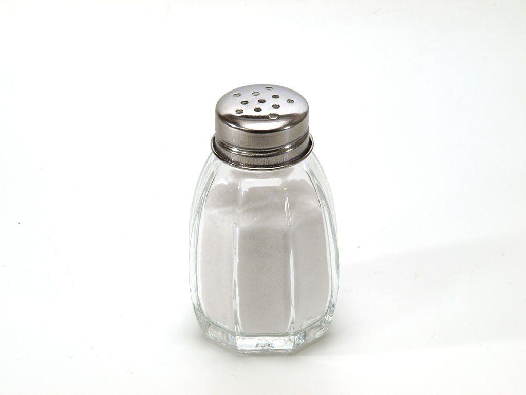 Salt shaker, large